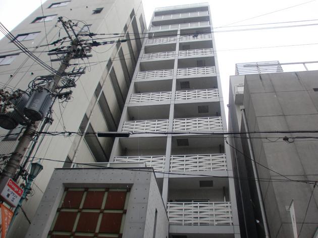 大阪市デザイナーズマンション 洗い工事