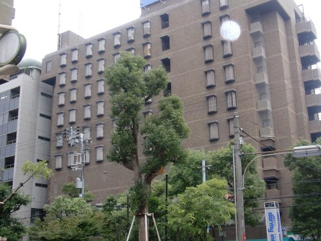 大阪市 ビジネスホテル2 洗い工事
