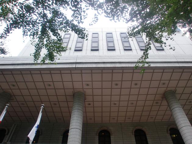 大阪市 冠婚葬祭会場 洗い工事
