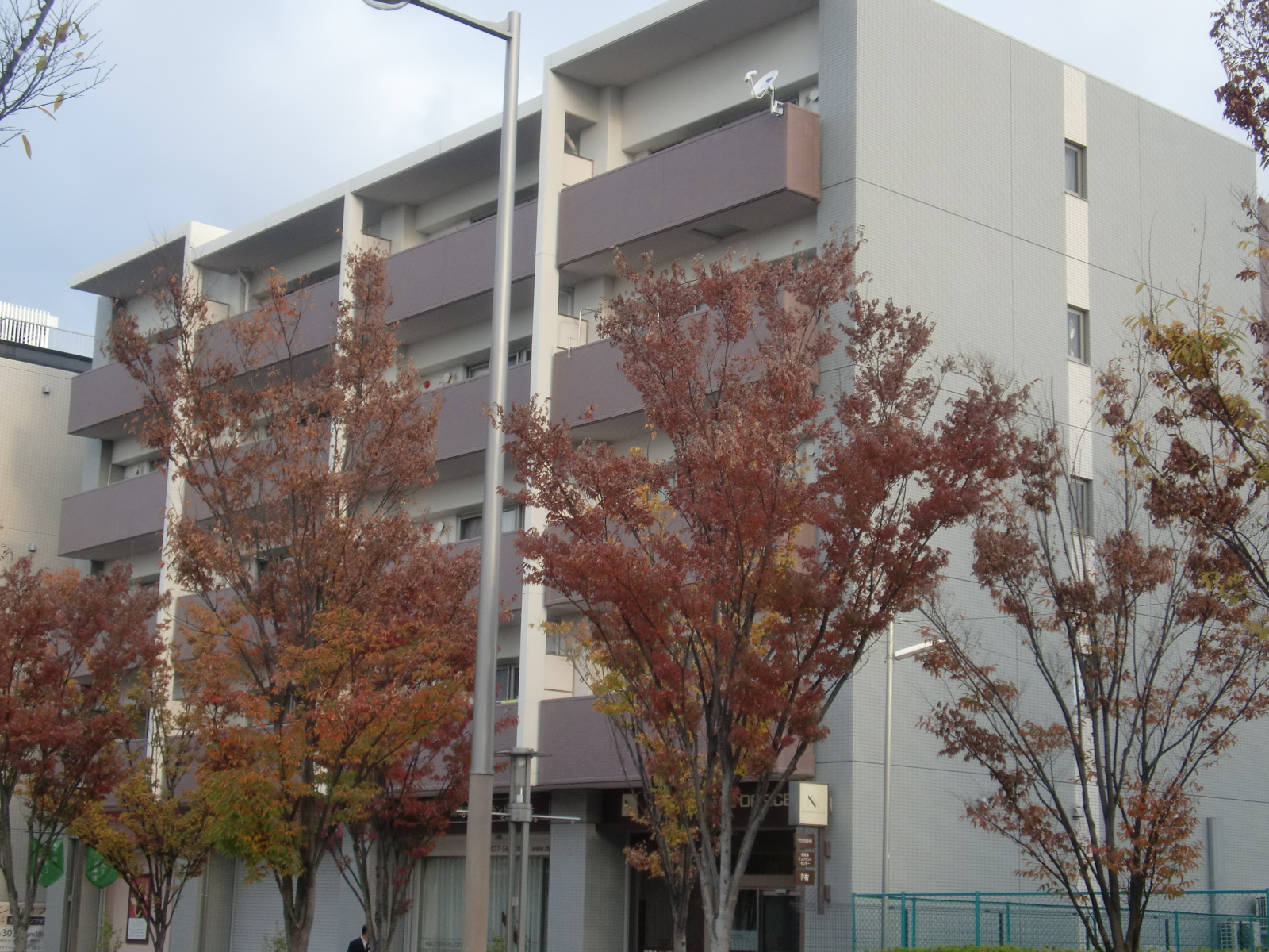 滋賀県草津市 ワンルームマンション-3