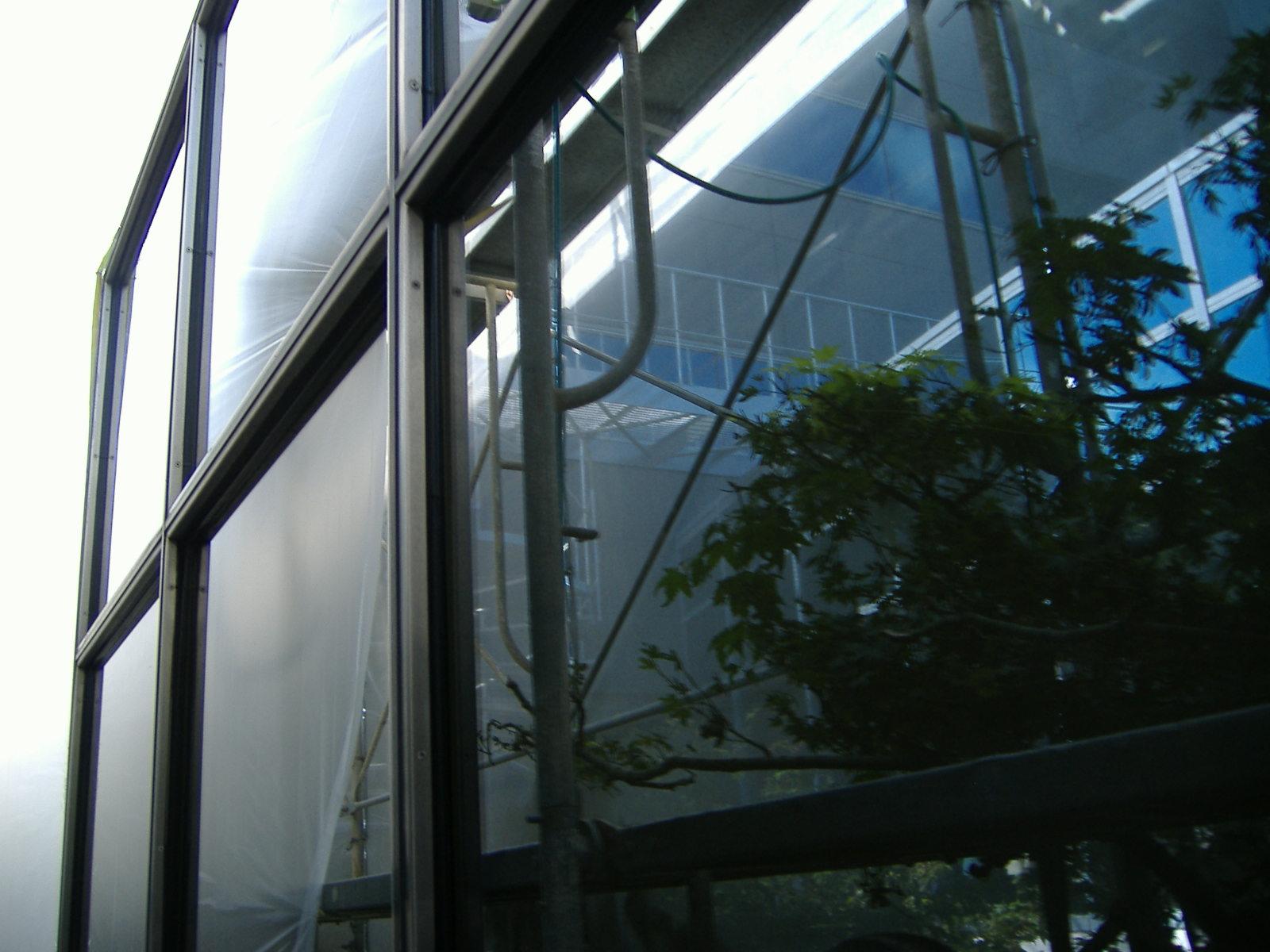 和歌山県 某企業 ハイドロテクトガラスコーティング